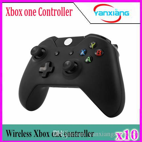 10pcs Guaranteed 100% New Wireless Controller For XBox One Elite Gamepad Joystick Joypad XBox One Controller YX-one-01