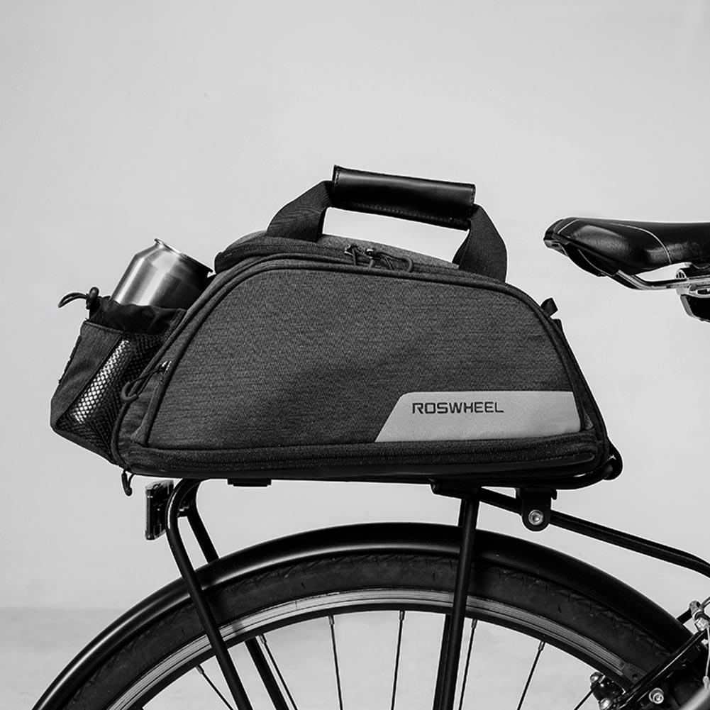 Bicycle Bag Mountain Bike Rear Shelf Bag Riding Camel Rear Seat