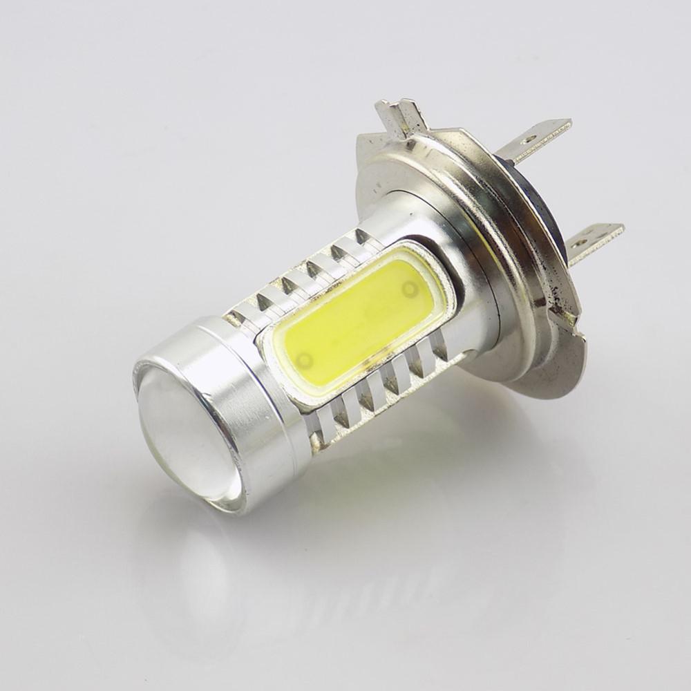 Phare de moto P15D H6M H7 H4 BA20D 7.5W LED Lumière Moto PX15D T19 P15D-25-1 Moto LED Feux antibrouillard Daytime DRL