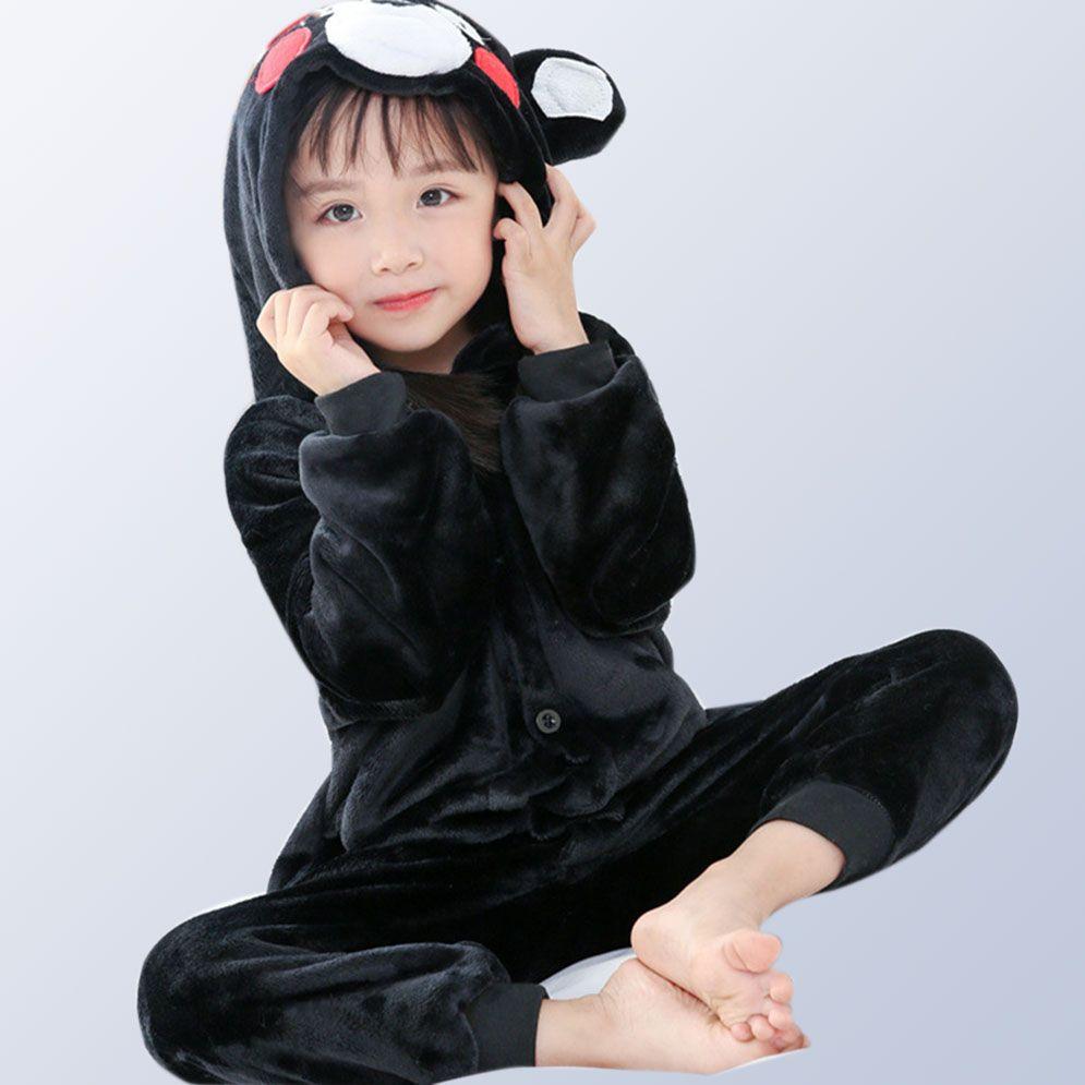 Acheter Pyjama Enfant Licorne Animal Pyjama Filles Hiver Enfant