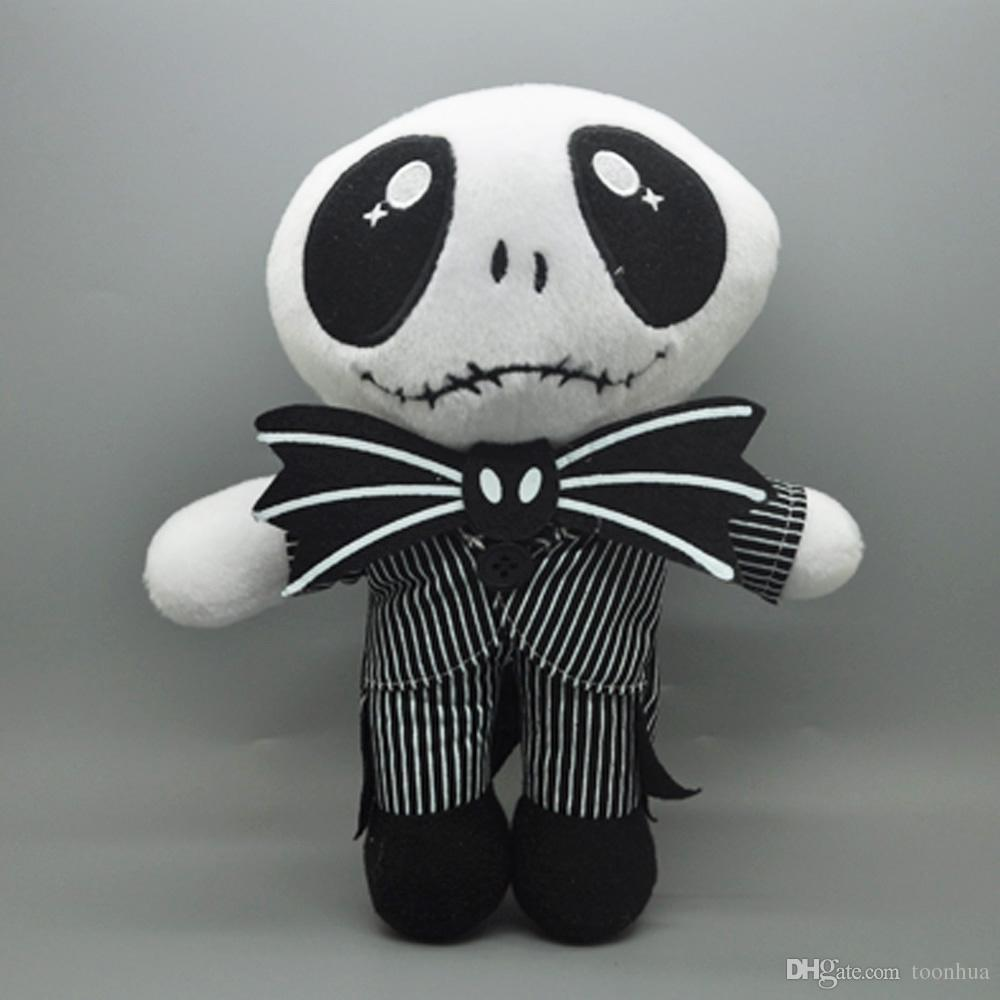 2018 New 23CM Nightmare Before Christmas Jack Plush Doll From ...