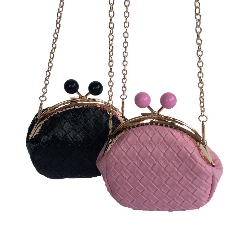 New Mini Cute Cartoon Children Simple Coins Handbag Package Teenagers Girls  Shoulder Bag With Chain Carteras Y Bolsos De Mujer Backpack Retailers  Ladies ... 2470820f5e