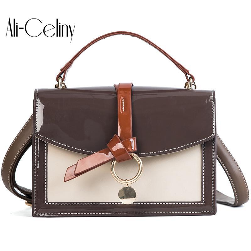 594ec071fe 2018 New Style Original Design Famous Brand Minimalist Crossbody Bag Women  Shoulderbag Messenger Ring Bags For Women Vintage Handbags Black Purses  From ...