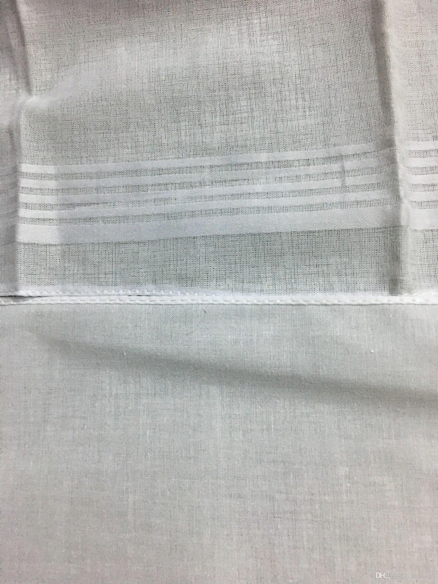 100% Algodão Lenço Branco Toalha de Mesa de Cetim Hankerchief Masculino Quadrado De Malha Sweat-absorvente Toalha De Lavar Para O Bebê Adulto HH7-916