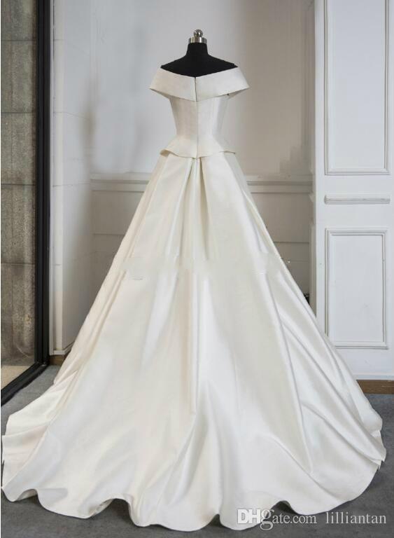 Ivory Jumpsuit Evening Dresses with Overskirt Elegant Party Dresses Pant Prom Gowns Vestido De Festa Bow Floor Length Customize Off Shoulder