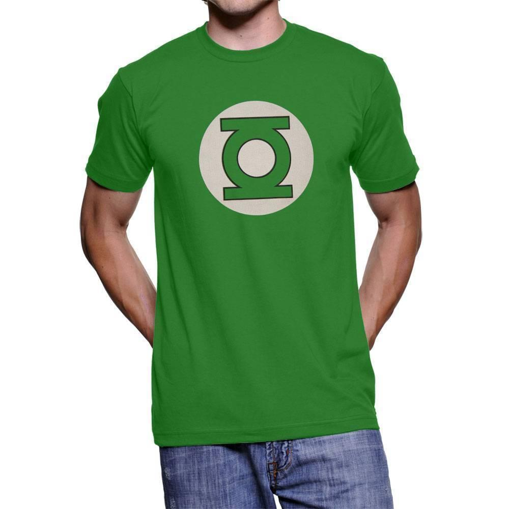 67b5a98a Adult Kelly Green DC Comics Superhero Green Lantern Ring Corps Logo T Shirt  Tee Find A Shirt Shirts T Shirts From Linnan00005, $14.67| DHgate.Com