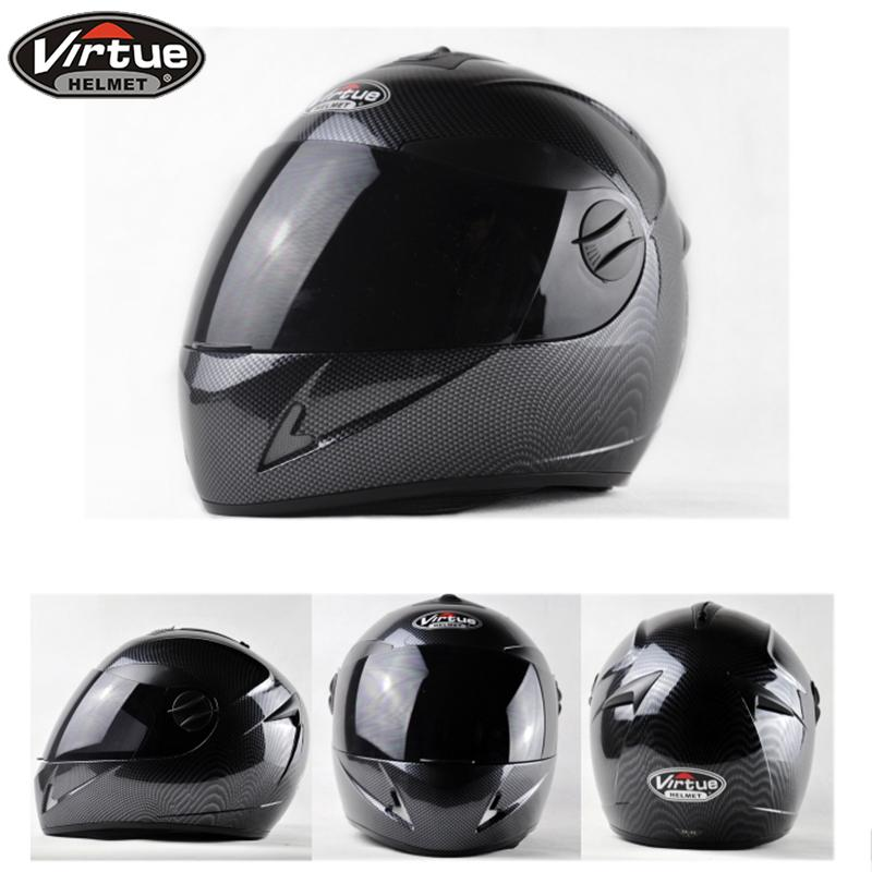 New High Quality DOT Full Face Helmet Motorcycle Motorbike Racing ... bbdafc6ce6e