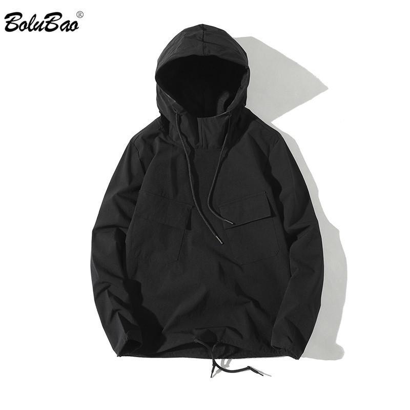 Acquista BOLUBAO Moda Giacche Maschere Di Colore Solido Giacca A Vento Uomo Cappotto  Giacca A Vento Mens Giacche Cappotti Y1892505 A  22.51 Dal Tao02 ... cb887a2fef3