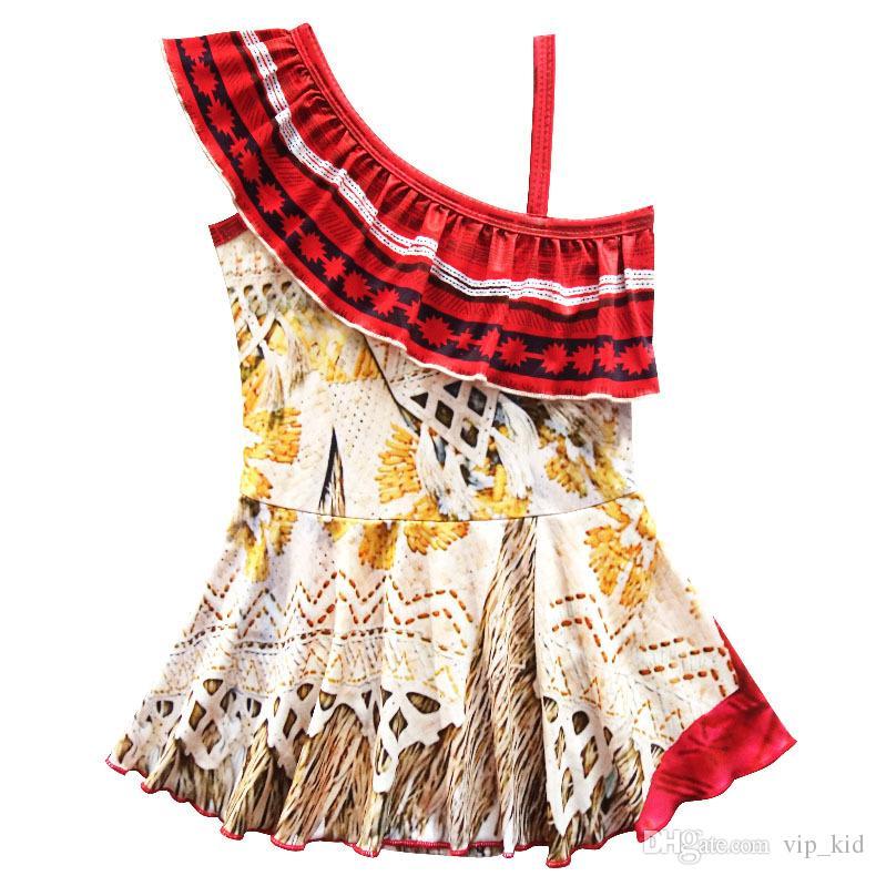 Costumi da bagno da spiaggia Costume da bagno intero le ragazze il miglior regalo l'estate in due stili da scegliere da soli V 002