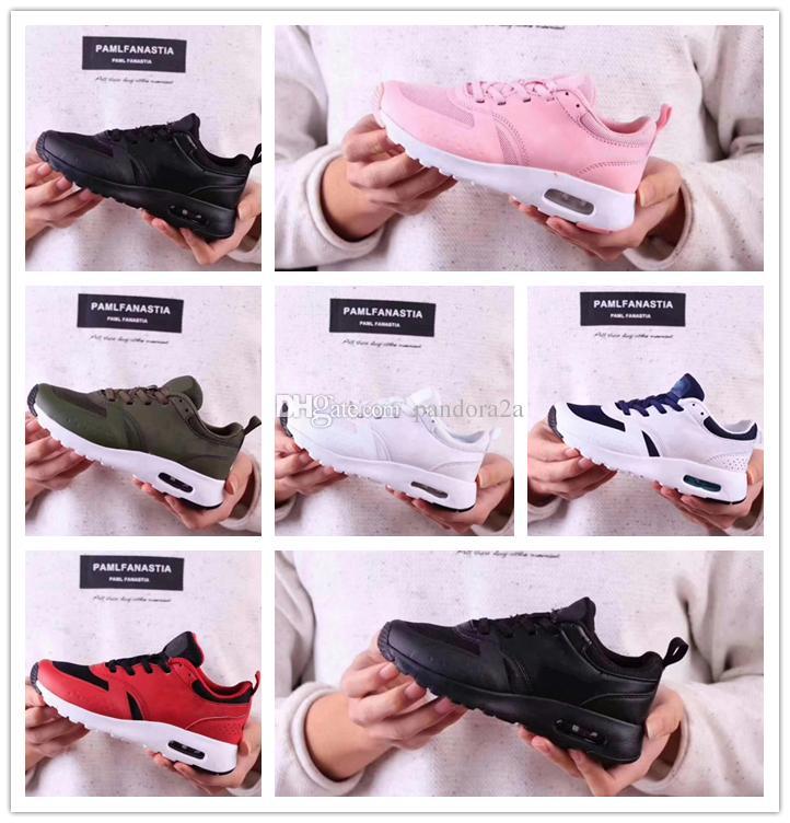 nike air max airmax 87 Bébés Garçons Filles Enfants Jeunes Enfants 87 Chaussures Running Chaussures de sport Chaussures Pour Enfants Kid Sneakers