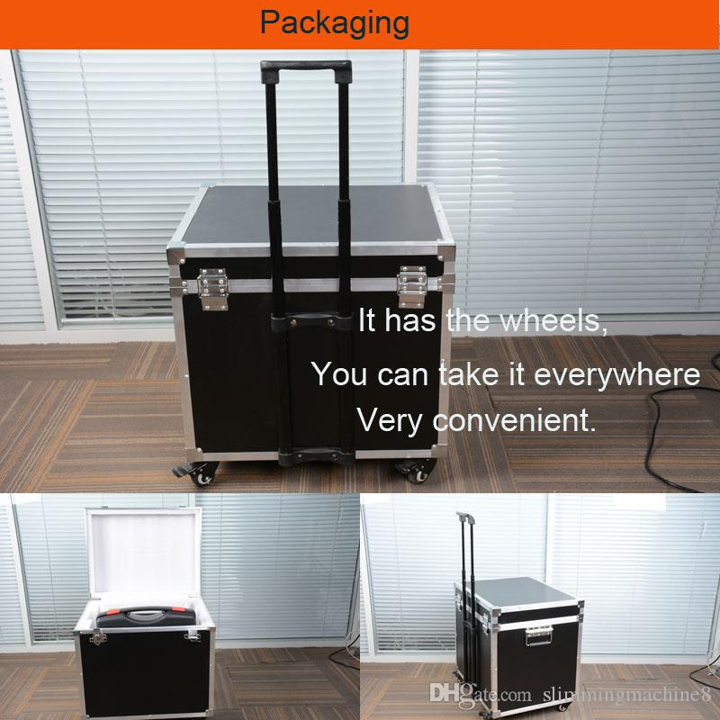 HIFU Yüksek Yoğunluklu Odaklı Ultrason HIFU Yüz Germe Makinesi Kırışıklık Çıkarma Yüz ve Gövde için 5 Kafa ile