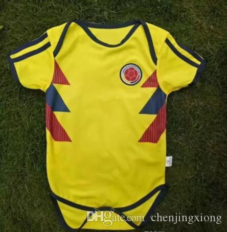 9308ec2ddfa 2019 TOP Baby Jersey For 6 To 18 Month Baby 2018 World Cup Shirt Argebtina  Spain Mexico Colombia Belgian #10 MESSI Russia Kid Jersey From  Chenjingxiong, ...