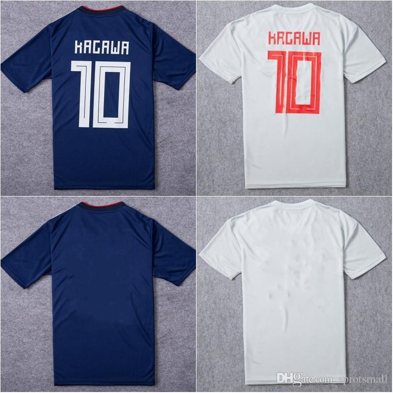 5f15135ceea ... coupon 2018 9 okazaki japan soccer jersey 4 honda home blue away white  soccer shirts 10