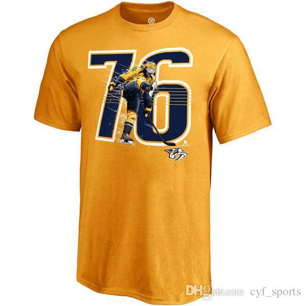 2018 NHL Mike Fisher Pekka Rinne PK Subban Filip Forsberg Nashville  Predators T Shirt For Man Women Youth Jersey Long Sleeve Shirts Men Shirts  From ... 36547fadb32