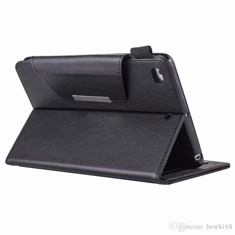 For iPad Mini 1 2 3,4,Ipad 2 3 4, 5 6 Air 2 9.7'',2017 2018 Leather Wallet PU Luxury Bling Cash Money Pocket Card Slot Case Skin Cover