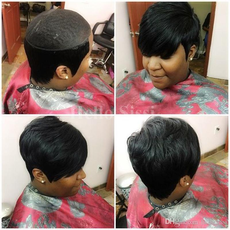 Bob Wigs for African American