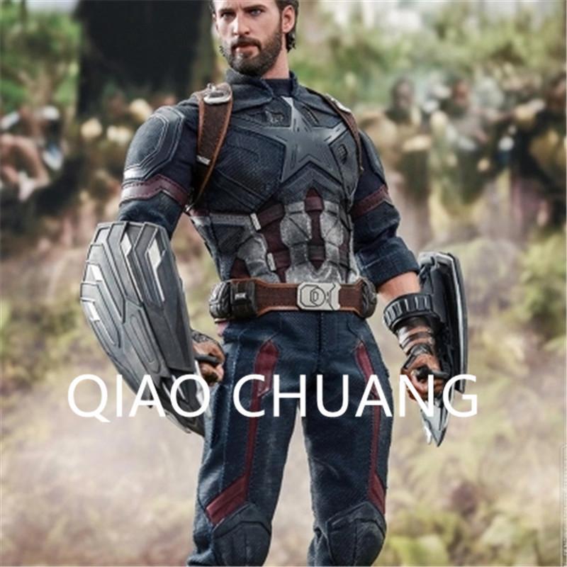 Großhandel Avengers Infinity War 1 1 New Claw Schild Superhero