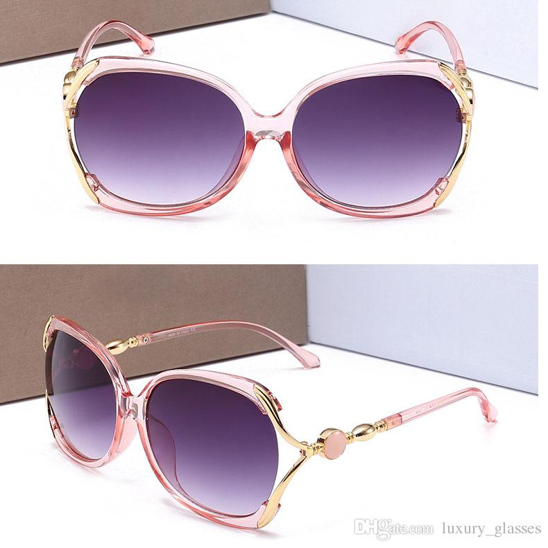 e804fa324cca 2018 Brand Sunglasses Hot Selling Fashion Designer Sunglasses Women Sun  Glasses Classic Eyewear Big Frame Oculos Polarized Sunglasses Sunglasses  For Men ...