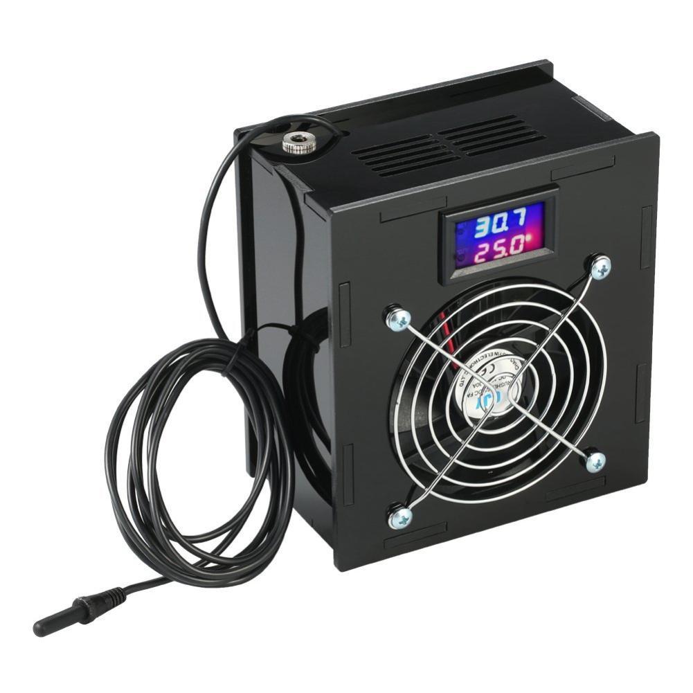 Aquarium Thermostat Chiller Temperature Control With Display Screen ...