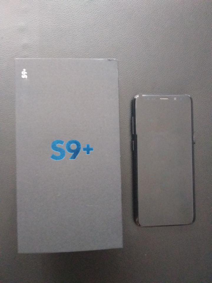 6.2 inch Goophone 9 Plus Fingerprint Android 6.0 1GB/16GB Show fake 4GB RAM 64GB ROM Fake 4G LTE Unlocked Cell Phone DHL Free