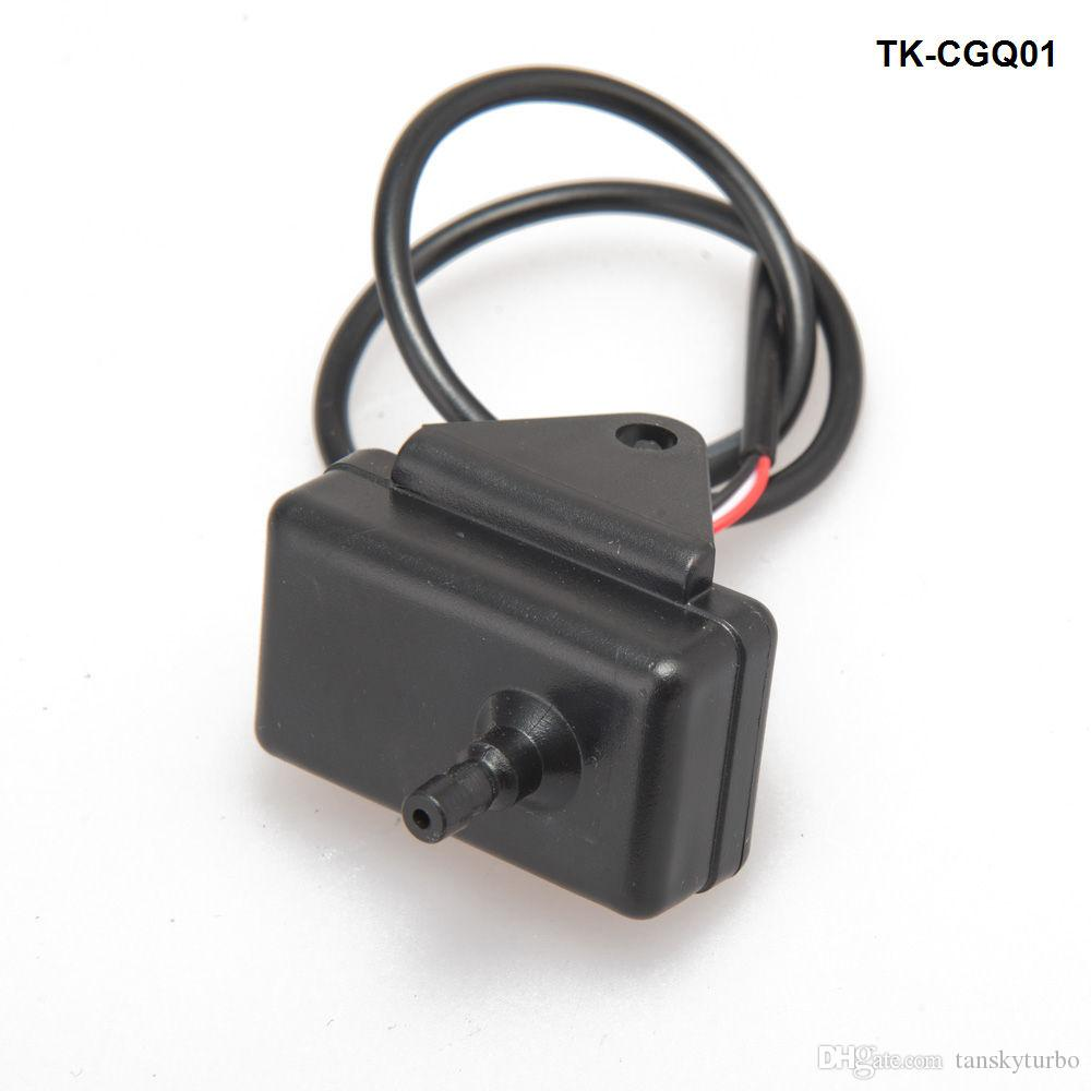 Tansky - Boost Sensörü W Vakum tüpü Defi Link için Yedek ve Apexi boost göstergesi için Sadece Mağazamızın göstergesi için TK-CGQ01