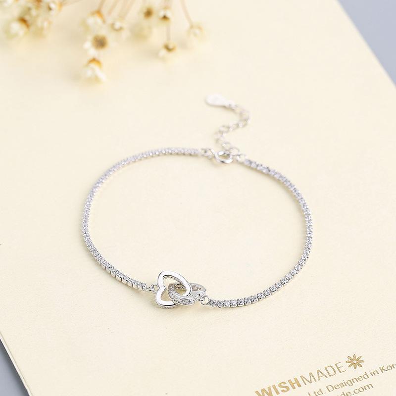 En Et Sterling 925 Acheter Gros Bracelet Corée Argent Japon 3AqR4jLc5