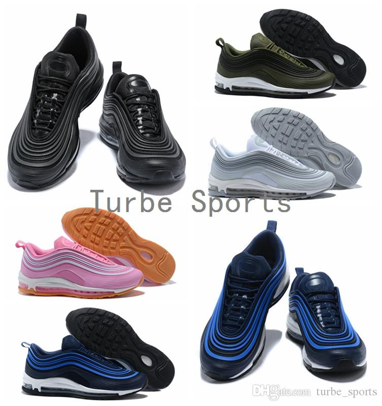 7ffb5ad1dbf AAA Quality New Men Women Running Shoes Cushion 97 KPU Training Shoes 97s  UL 17 SE Fashion Outdoor Casual Sneakers Size 36 46 Wholesale Running Shoes  Women ...