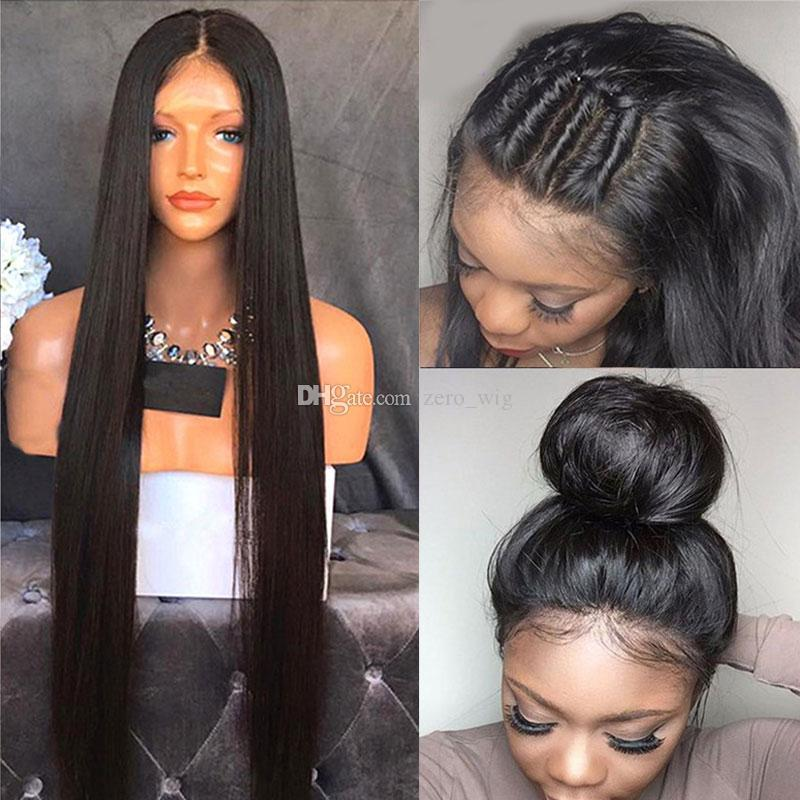Short Lace Wigs Human Hair