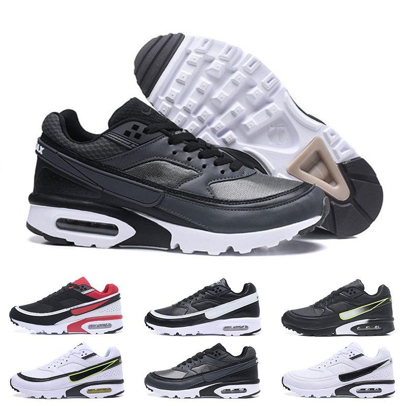 separation shoes 0427c 2c99e 2018 Bw De Calidad Superior Primavera Y Otoño Cojín De Aire Nuevo Classic  91 Ultra Mens Zapatos Deportivos Para Caminar Sneaker Tamaño 40 45 Por ...