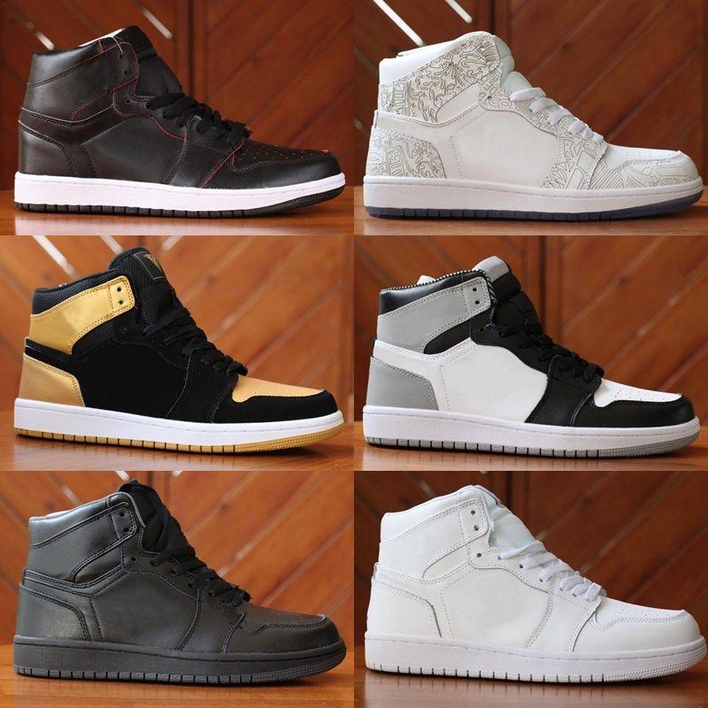 2018 new mens 1 og top men basketball shoes og sneakers quality mandarin duck trainers mens sport sneakers shoes kd basketball shoes shoes on sale from