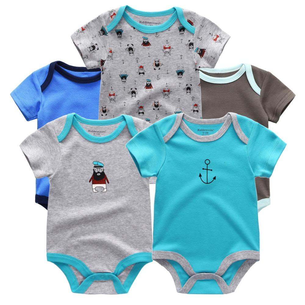 boy 3-6 Month Onsie Lot Lot Of 8 F2