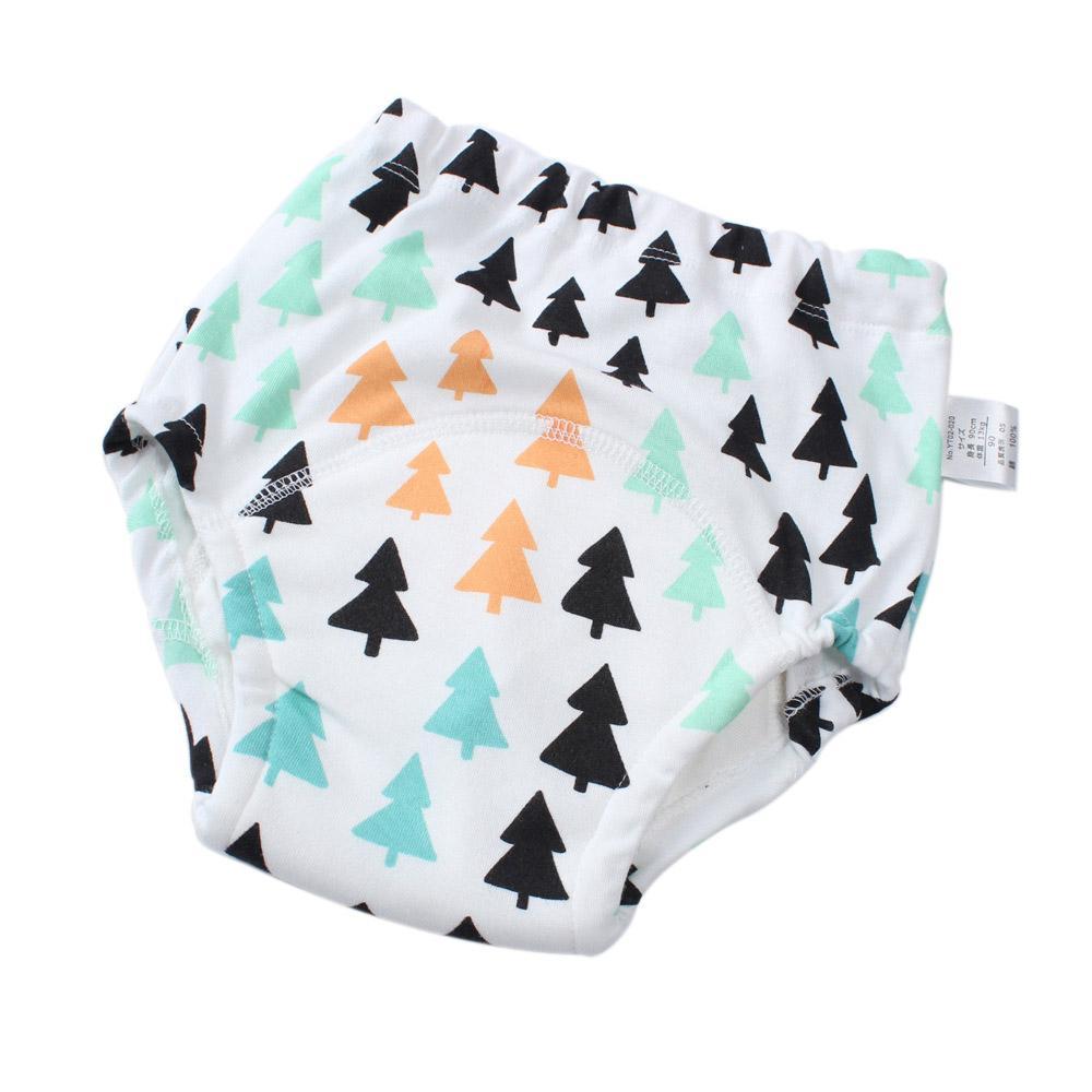Pantaloni da bambino lavabili Pantaloni da bambino in tessuto con inserti in cotone Pannolini di stoffa in cotone riutilizzabili