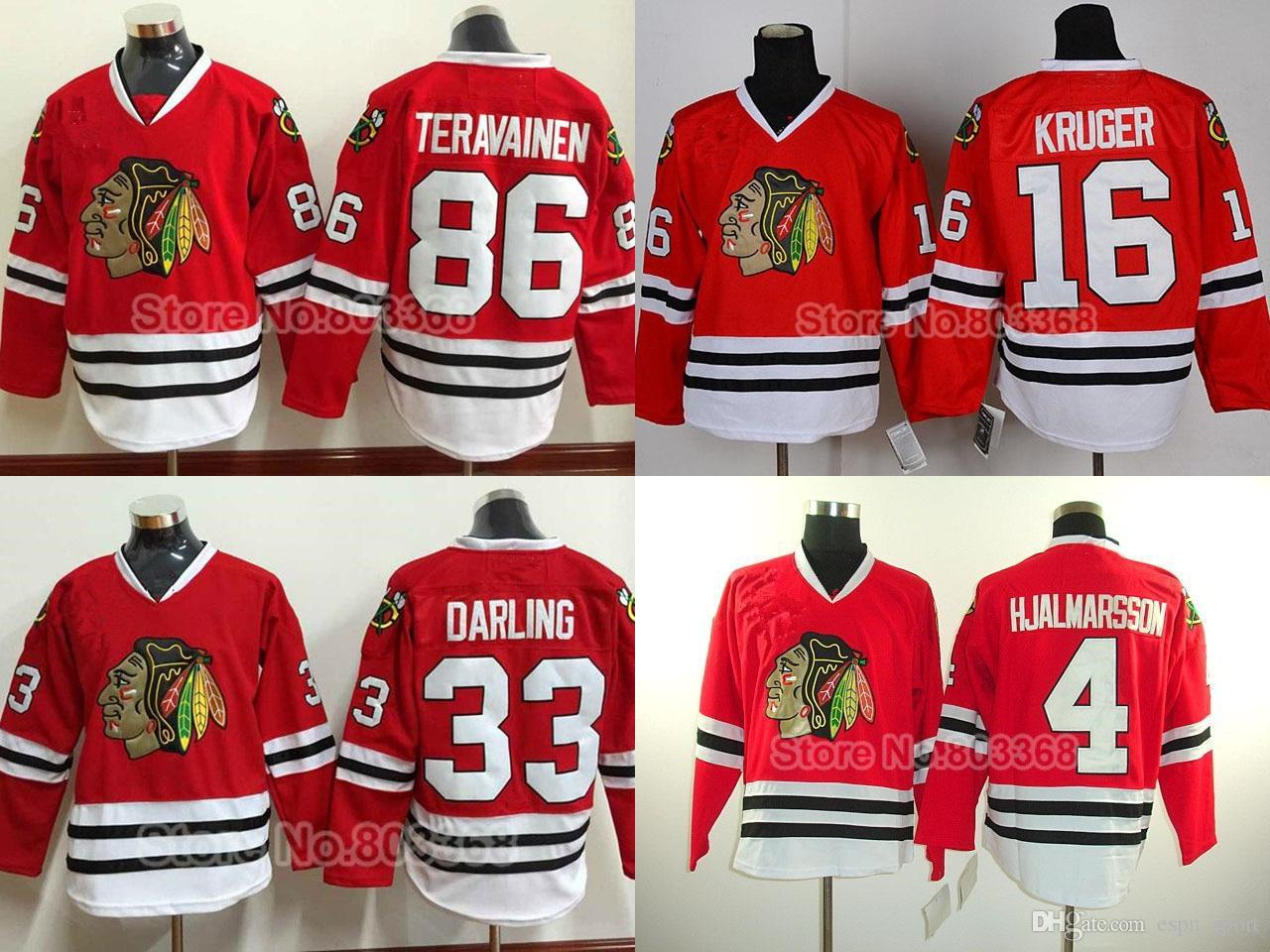 new product 38942 23508 Factory Outlet, 2015 Stanley Cup Champions Chicago Blackhawks Jersey  Red/Black/White Jerseys With Patch,Numbers And Name Are Sewn On