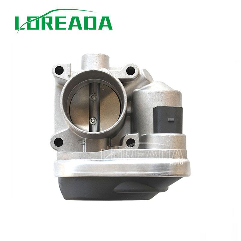 Throttle Body Assembly For AUDI A2 SEAT IBIZA SKODA FABIA VW GOLF POLO  036133062L 408238321006Z 036 133 062L 408-238-321-006Z
