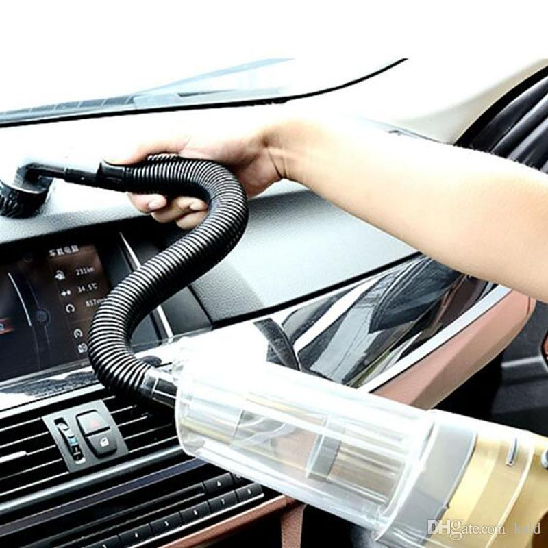 2019 150W Car Vehicle Vacuum Cleaner With 5M Cable And Light High
