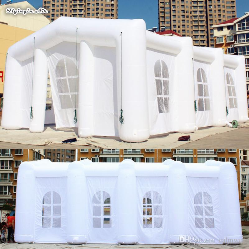2019 Advertising Inflatable Frame Tent Customized Large White