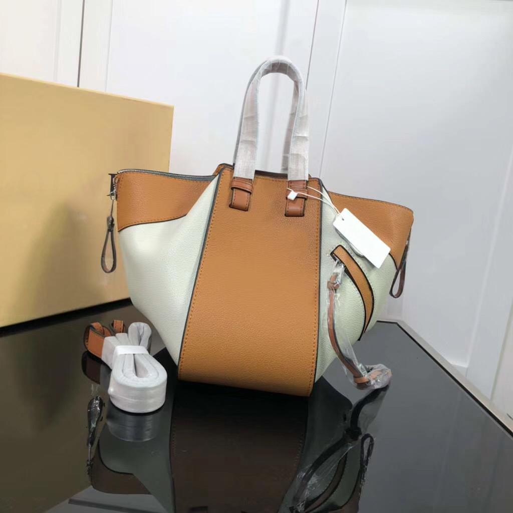 dd743dfb1878 Drawstring Shoulder 0163 Bags Cross Body Totes Lycheeskin Color Matching  Famous For Its Versatile Functions Uses Soft ParticleS Cowhide 12AA Canada  2019 ...