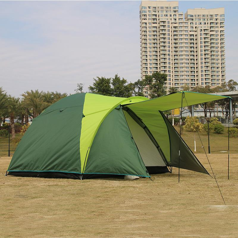 Peachy 3 4 Person 1 Bedroom 1 Living Room Waterproof Travel Family Party Hiking Beach Fishing Park Garden Cycling Outdoor Camping Tent Download Free Architecture Designs Rallybritishbridgeorg