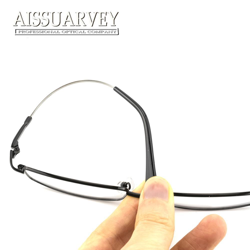 d246b50a59d 2019 Men Eyeglasses Frame Optical Eyewear Myopia Prescription Glasses Frame  Clear Lenses Full Rim Best PrFashion Simple Cheap From Gunot
