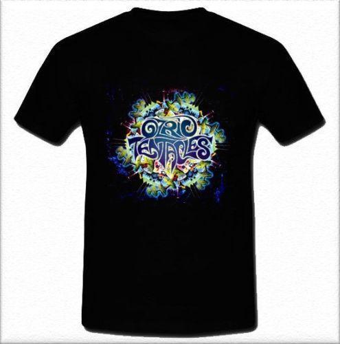 47e6708ac7 Ozric Tentacles Strumentazione musicale rock band inglese Mantis T-shirt S  M L XL 2XL
