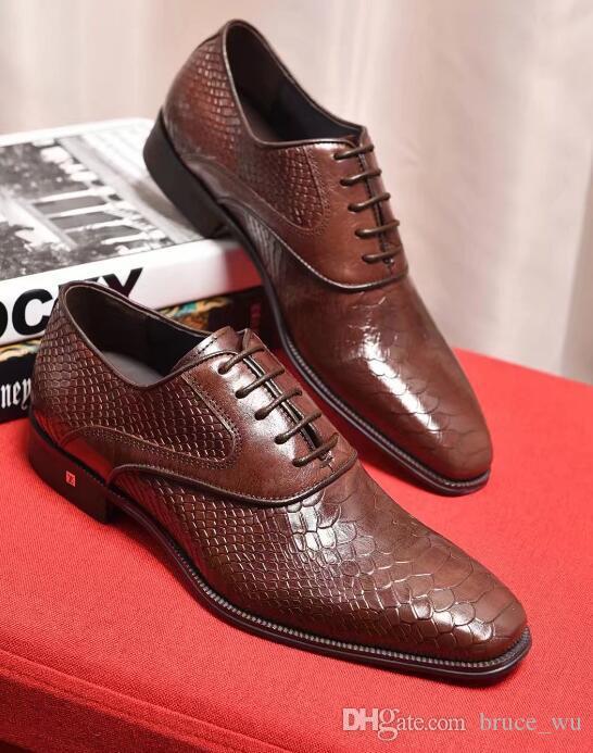 Мужская формальная свадьба обувь натуральная кожа мужчины бизнес платье обувь мужская повседневная мокасины обувь большой размер 45