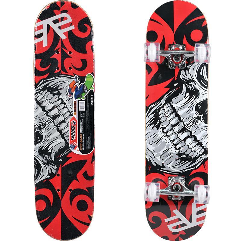 Onwijs 2019 WEING 523 Double Tilt Skateboard Penny Board Skate Longboard PB-93