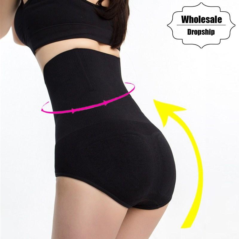 206a402eeba6 2019 NINGMI Control Panties For Women Slimming Pant Sexy Butt Lifter  Wedding Seamless Pulling Underwear Waist Trainer Hot Body Shaper From  Xiatian6, ...