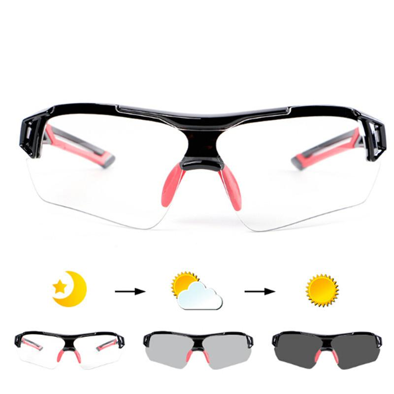 Cycling Fishing Bike Bicycle Glasses Glass Riding Yj4 Eyewear Sports Sport Sunglasses Photochromic Mtb Polarized rtdsQh