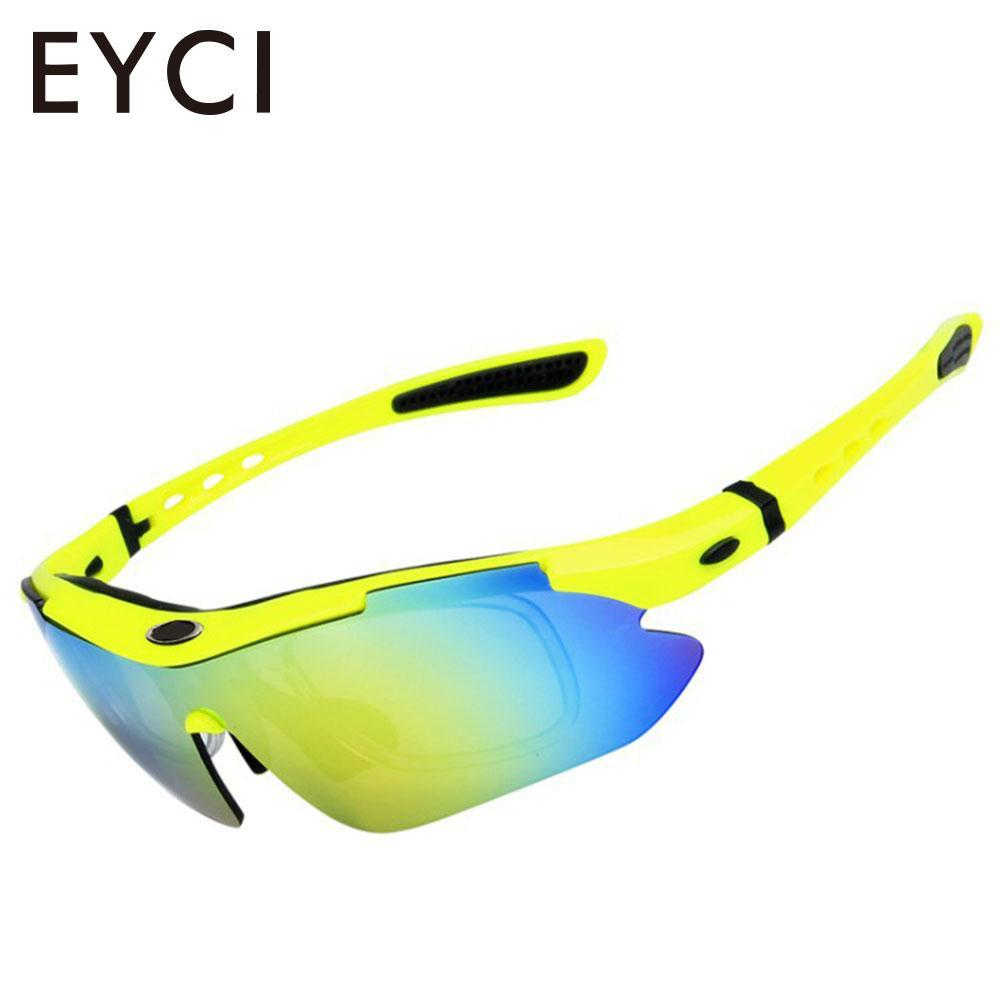5ef6e2e377 Sunglasses Cycling Eyewear PC Polarized Sports Accessories Outdoor  Protective Glasses Anti-UV Goggles Anti-Glare Windproof