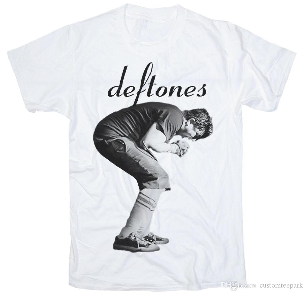 4c34729bd New Deftones Stephen Carpenter Chino Moreno Rock Music Men T Shirt S M L XL  And T Shirt T Shirt Makes From Customteepark, $10.45| DHgate.Com