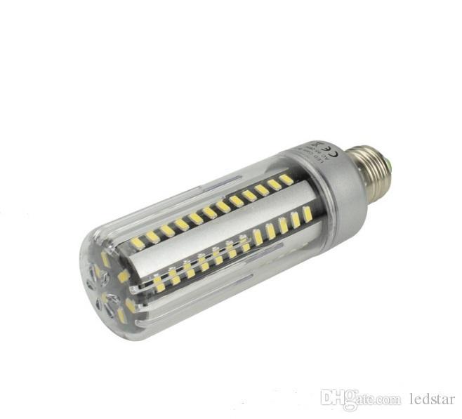 2018 super brillante LED Bombillas E26 maíz luces 5W 7W 9W 12W 15W 20W 25W llevó los bulbos de luces del punto blanca caliente / fría AC 85-265V