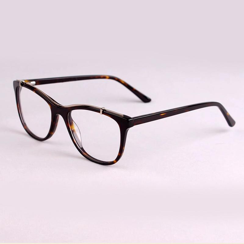 29b35563244 Acetat Glasses Frame Women With Packing Box Oculos De Grau ...