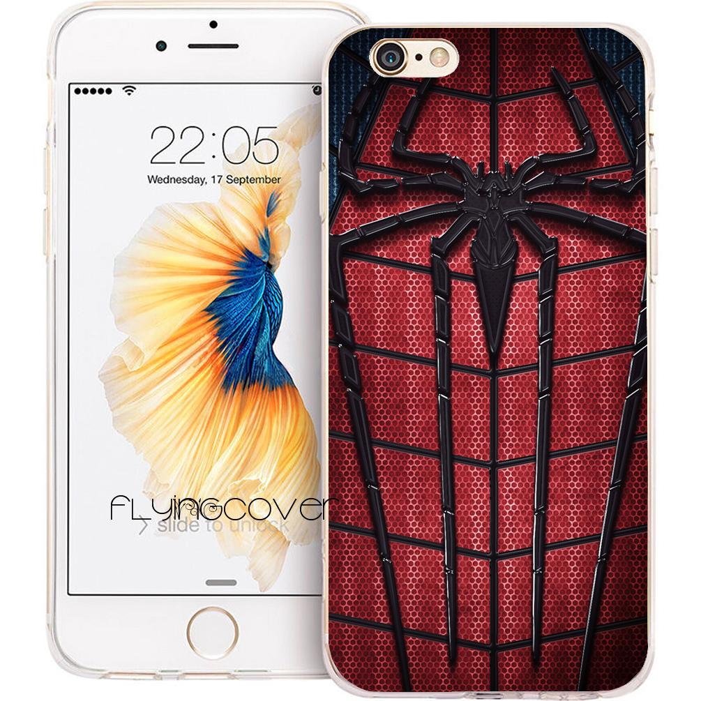 coque iphone x spiderman