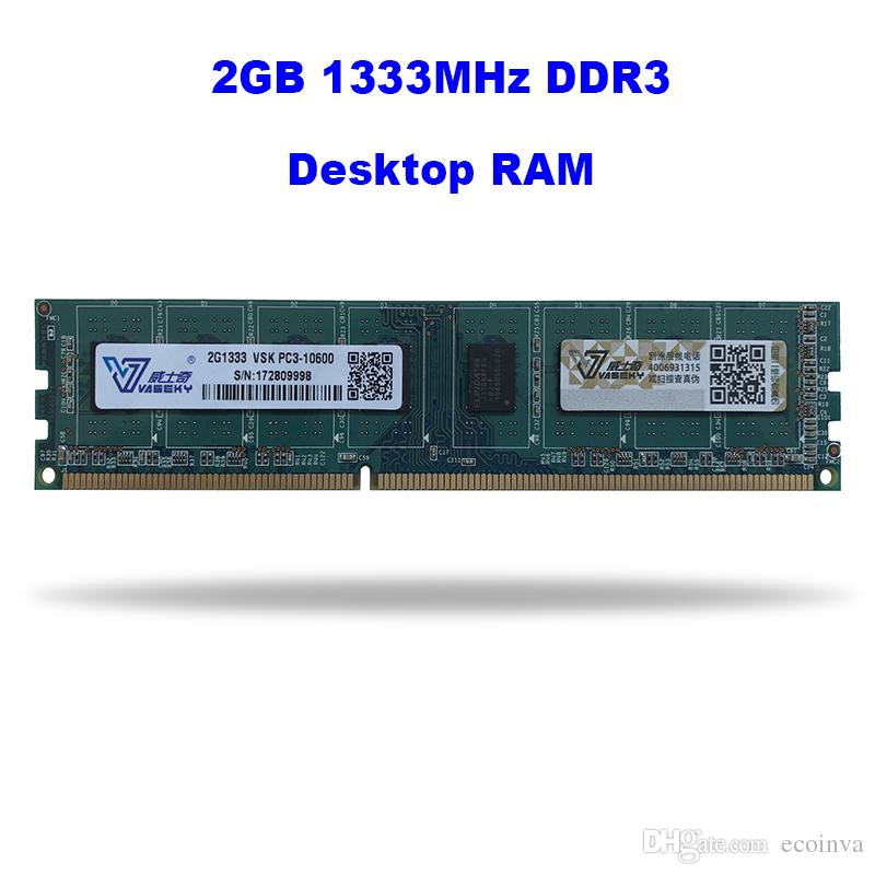 2018 Ecoinva Ram 2gb 1333mhz Ddr3 Desktop Pc Computer Memory Non Ecc Long Dimm Rams From 1609